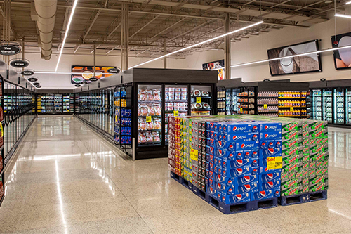 In addition to the expanded offerings, the CUB location will incorporate new amenities to meet the needs of customers