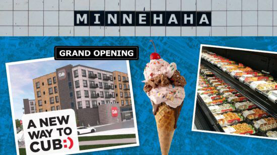 The new CUB® store opened in Minnehaha, Minnesota, May 2nd, 2019