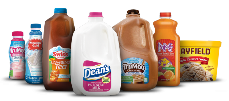 Dean Foods Product Line