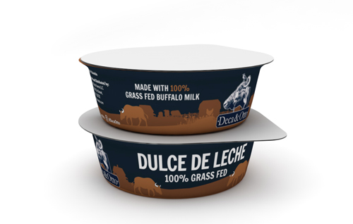 Deca & Otto's new Dulce de Leche offering joins the company's 300g Dulce de Leche packaging and other foodservice formats