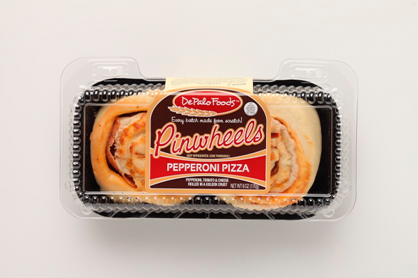 DePalo Foods recently rolled out its new line of single-serve Italian items featuring freshly shredded cheeses, sliced deli meat, and aged pizza dough