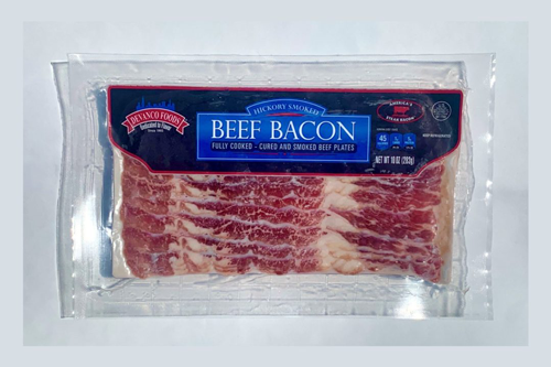 Devanco Foods has announced that it will be teaming up with Walmart to launch its Beef Bacon at stores across the Midwest and Northeast
