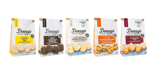 Dewey's Bakery launched its Soft Baked Cookie collection at Summer Fancy Food Show 2019