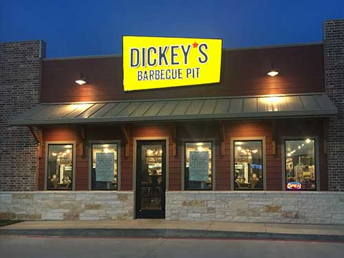 Dickey's BBQ is Heading to the Middle East with Its First International Deal