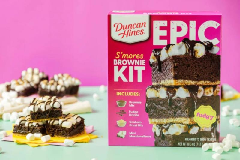 Duncan Hines announced that it will be launching its new EPIC Baking Kits to offer a collection of colorful, fun, over-the-top recipes to its customers