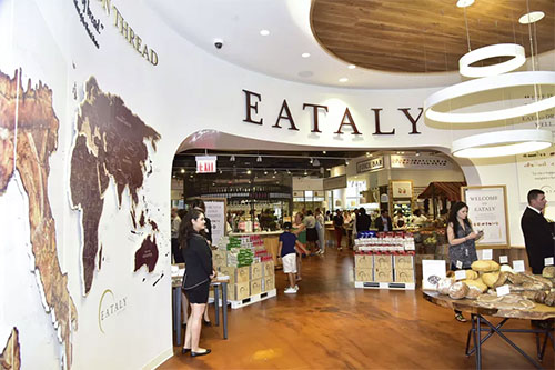 Eataly in downtown NY