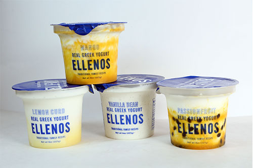 Ellenos' new flavor, vanilla bean, will join others and be available exclusively at select Whole Foods Market stores
