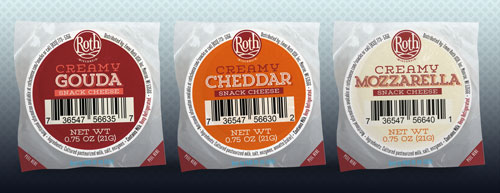 Emmi Roth Snack Cheeses