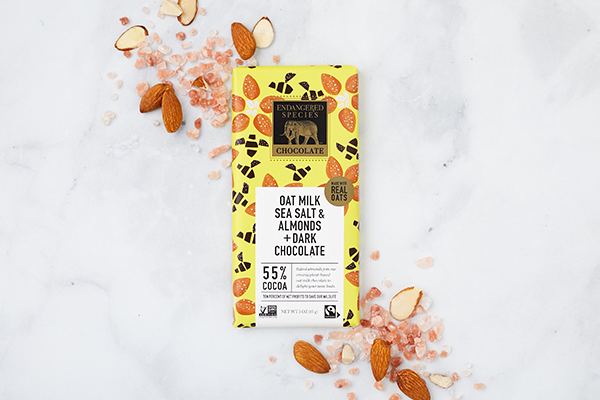 Created by a passion for crafting premium chocolate and promoting wildlife conservation, Endangered Species Chocolate was founded in 1993 and continues to bring its products to the market with real, responsibly sourced, health-conscious ingredients and no mysterious sweeteners or additives