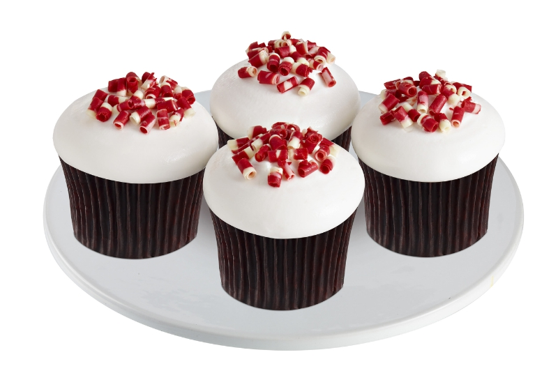 Excellent Peppermint Cupcakes