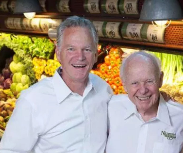 "Eric and Gene Stille | The retailer announced the passing of its Founder, Eugene ""Gene"" Noel Stille"