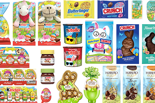In addition to the launch, Ferrero will also be sharing Easter celebration ideas and more on Pinterest, as well as a Kinder® Kalendar that features daily activities to help families countdown to Spring and Easter