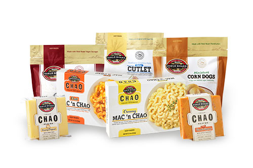 Field Roast's products are made in small batches, and we use the simple culinary tenets of traditional meat- and cheese-making practices