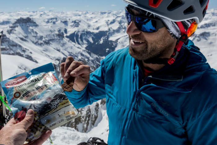 The Field Trip Jerky brand embraces health and adventure