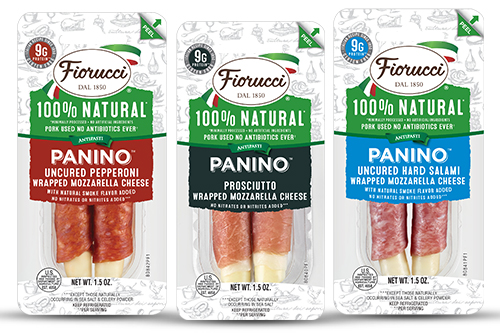 Fiorucci has been bolstering its product portfolio to include a wide range of classic charcuterie and exciting new offerings