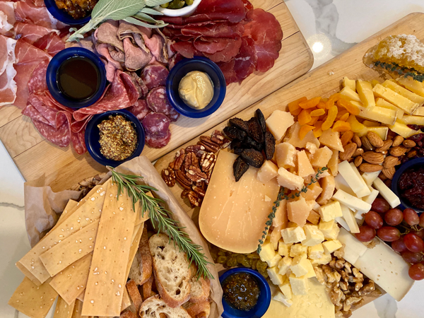 Firehook has partnered with Cypress Grove and Chicago-based grocer Mariano's to launch the Cheese Boards For Dinner program