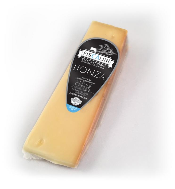 Fiscalini Cheese Company's sofi Award winning Lionza cheese