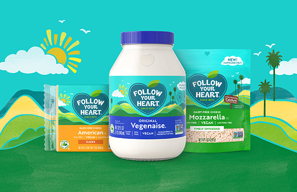 Danone announced it has entered into a share purchase agreement with Earth Island®, maker of Follow Your Heart brands, to acquire 100 percent of its shares