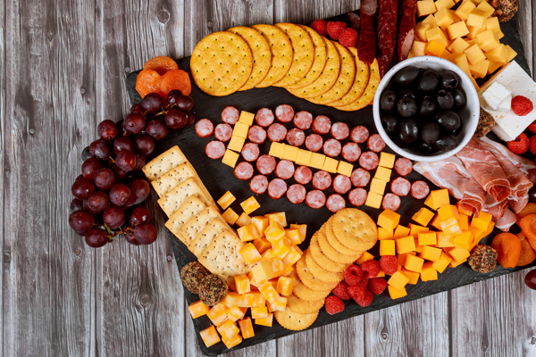 Deli combinations packs, dips, and cheese party platters generate among the strongest increases in sales in the deli department, Category Partners Powered by Nielsen reports