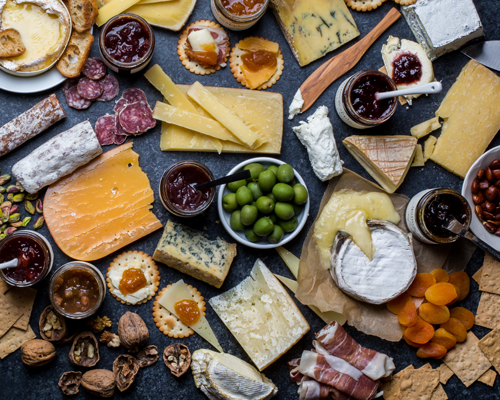 Fortune Fish & Gourmet is able to offer an expansive range of products to its customers—from charcuterie to specialty cheese, confections to condiments