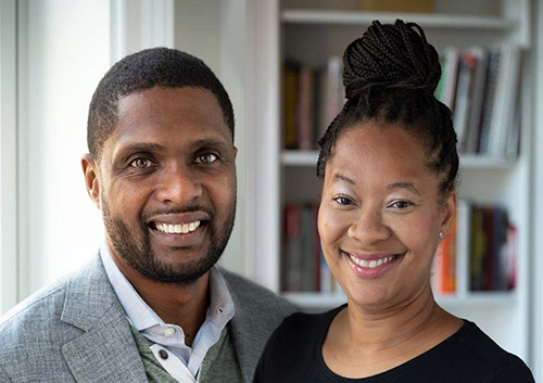 Fred and Perteet Spencer, Co-Founders of AYO Foods (Photo credit: Kolumn Magazine via Face2Face Africa)
