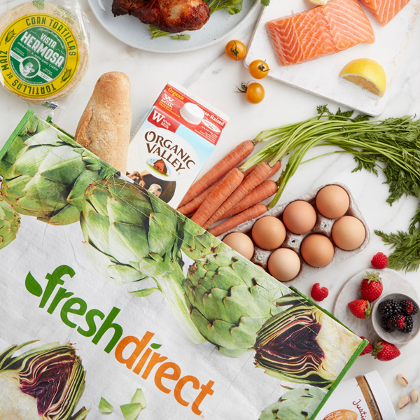 Ahold Delhaize has teamed up with Centerbridge Partners to acquire online grocer FreshDirect