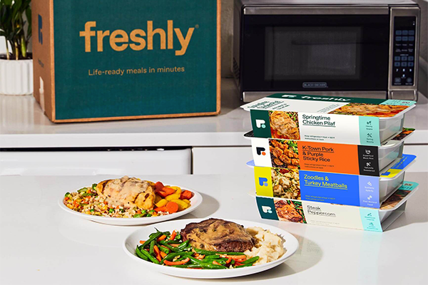 Nestlé USA's prepared foods division Freshly has named Anna Fabrega to succeed Mike Wystrach, Freshly's Founder and Chief Executive Officer