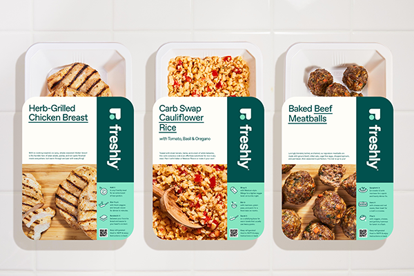 Nestlé brand Freshly recently launched Protein & Sides, adding several new items to the company's lineup
