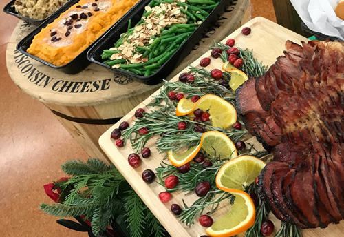 Fresh Thyme Farmers Market holiday ham