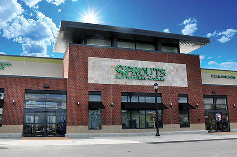 After announcing plans in early April that it was opening 13 more stores, Sprouts Farmers Market's expansion plan is well underway