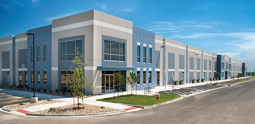As part of its growth strategy, Amazon has sold one of its distribution centers in Loveland, Colorado (Photo credit: Colorado Real Estate Journal)