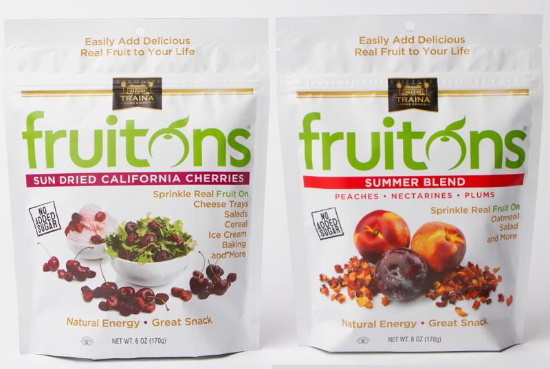 Fruiton Packaging Detail