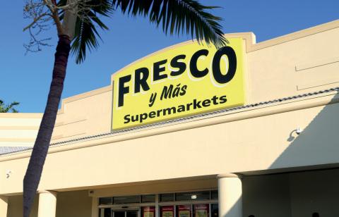 Fresco y Más Storefront