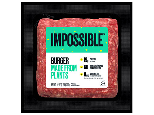 As Impossible Foods looks to accelerate its expansion, it recently partnered with Kroger to roll out its flagship product, plant-based burgers, to more than 1,700 of the retailer's stores