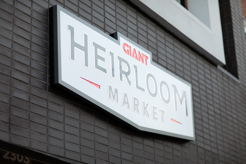 GIANT Food Stores just announced its plans for further expansion into the Philadelphia market, with the opening of three new GIANT Heirloom Market stores
