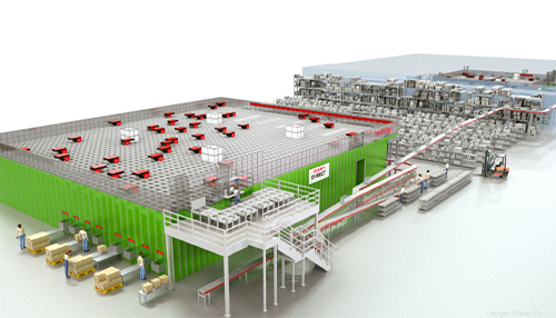 The GIANT Company recently unveiled plans to introduce automation technology to its fulfillment center in Philadelphia, Pennsylvania