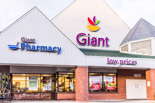 Giant Food will be implementing new shelf labels to spotlight minority-owned businesses across all 164 of its store locations