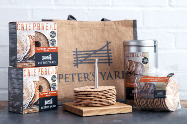 Peter's Yard, an English artisan bakery, recently announced its distribution partnership with Gourmet Foods International