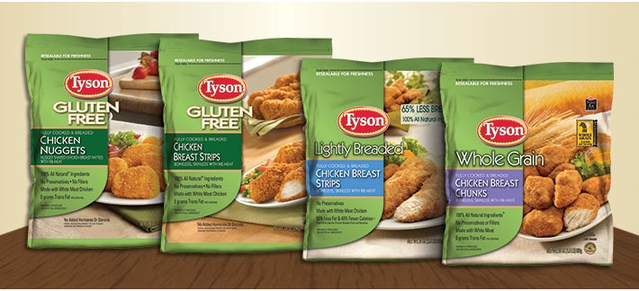 Tyson Foods Chicken
