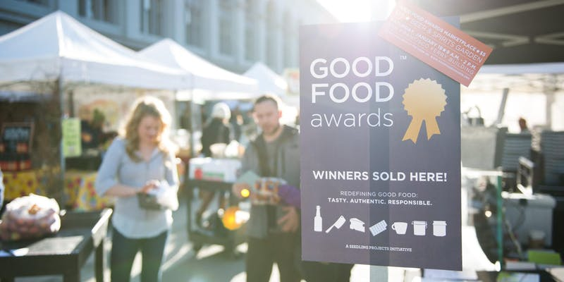 Entries for the Good Food Awards have officially begun