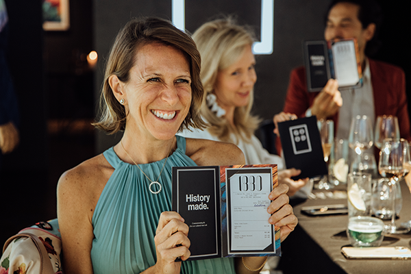 Eat Just also partnered with 1880, an establishment founded to inspire conversations that change the world, to serve guests at a series of highly anticipated dinners