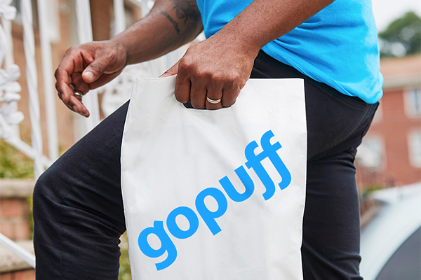Uber recently made an exclusive partnership with Gopuff to power a new everyday essentials experience through its Uber Eats division