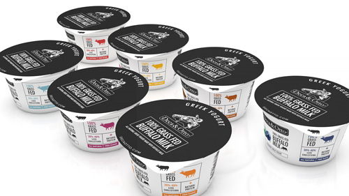 Deca & Otto Greek Yogurt Lineup