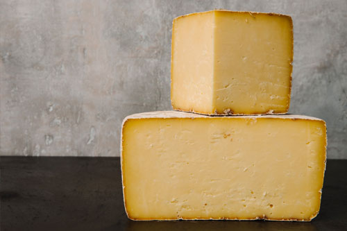 "Sweet Grass Dairy snagged an award for its ""Griffin"" cheese"