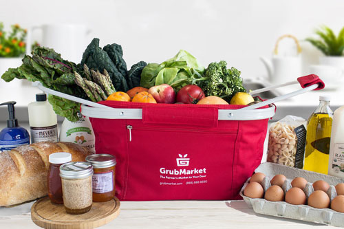 Over the past five years, GrubMarket has established a renowned track record in software development for the food industry