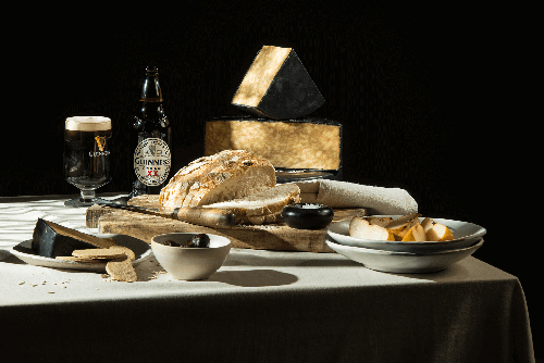 Guinness Cheddar is perfect when sliced up on a burger or paired with crackers