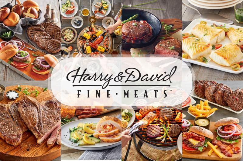 Harry & David® recently launched an online shop with nearly 60 products as part of its continued expansion of Harry & David Gourmet®