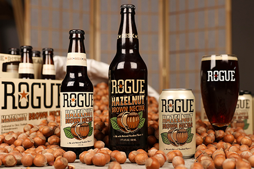 Rogue Ales & Spirits was founded in 1988 by Jack Joyce after he teamed up with a local restaurant owner