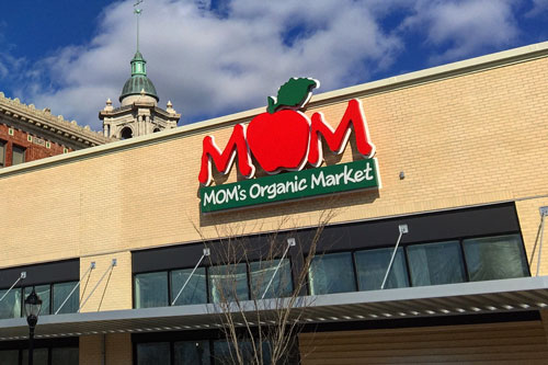 At MOM's meat and deli department, everything is antibiotic-free, and Certified Organic is prioritized as much as possible