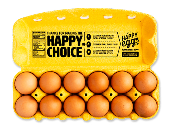 The Happy Egg Co. recently targeted another consumer group, announcing that its products received Kosher certification by The Orthodox Union (OU)